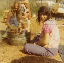 Hippie Commune Growing Hippy