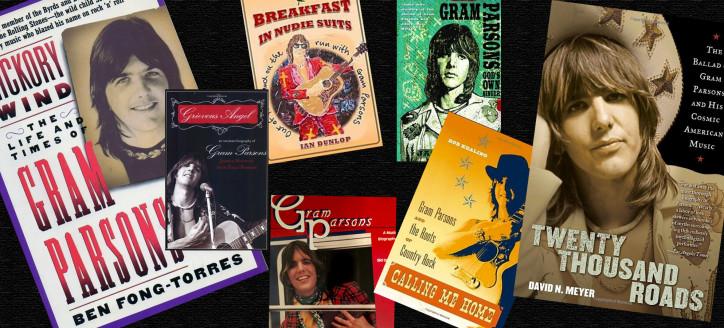 Gram Parsons biographies. HipQuotient.com