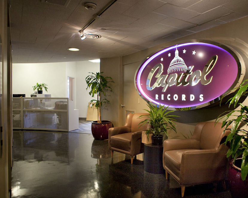 The Capitol Records Tower of Power  Hip Quotient