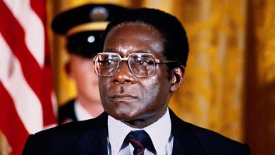 Robert Mugabe dead