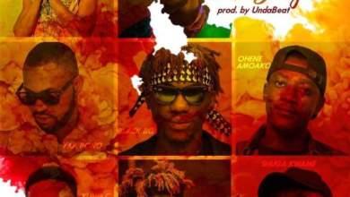 Unda Beatz - Ever Blazing Ft. Yaa Pono Fameye Quamina Mp Shuga Kwame Black Boi Ohene Amoako & Yung C