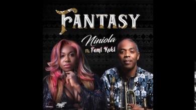 Niniola Ft. Femi Kuti - Fantasy