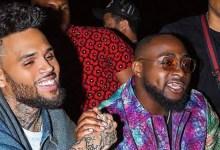 Chris Brown Surprises Davido