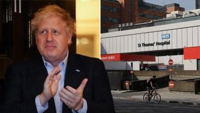 I Owes My Life to St Thomas Hospital London