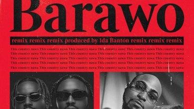 Ajebo Hustlers Ft Davido Barawo Remix
