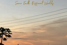 Omar Sterling Same Earth Different Worlds Album
