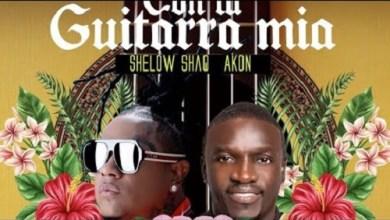 Akon x Shelow Shaq - Con La Guitarra Mia