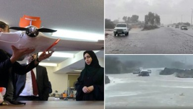 Dubai Creates Artificial Rain To Overcome Hot Weather