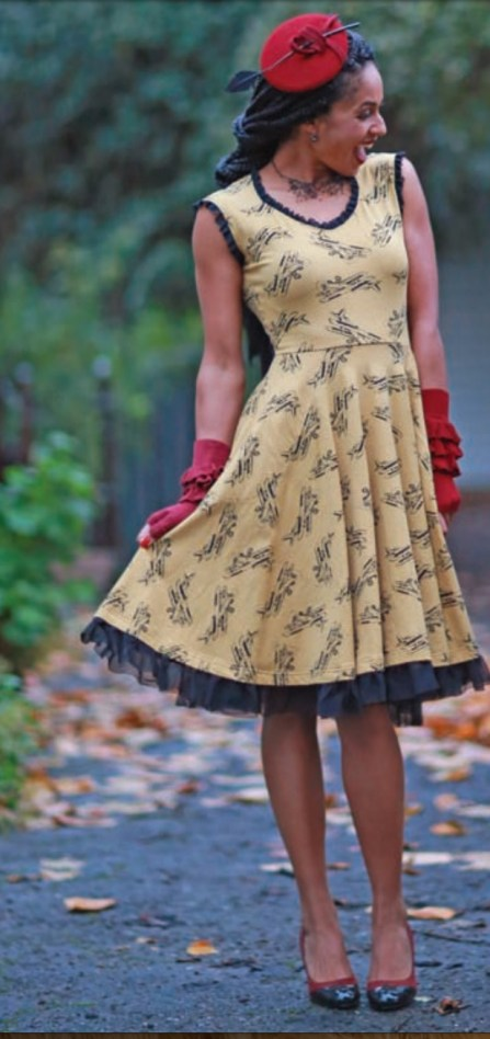 Biplane Dress, $110