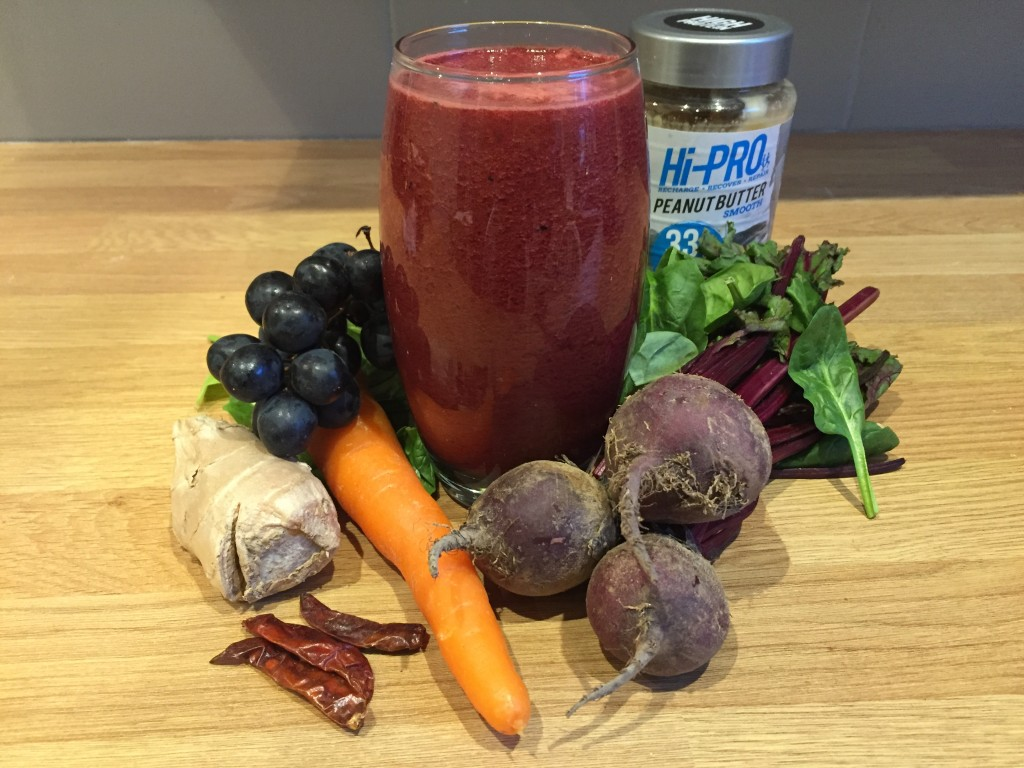high iron recipes the boost smoothies hi pro