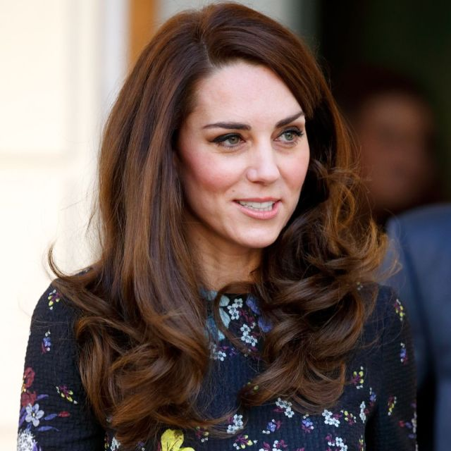 14 best kate middleton hair looks - hairstyle ideas from