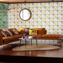 Retro Living Room Computer Desk Modern Interiors Redonline Contemporary L Shaped Sofa