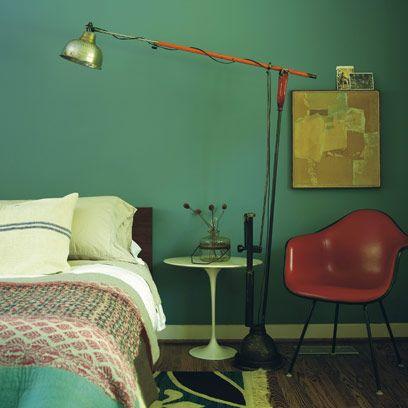 Best Green Bedrooms Decorating Ideas Interiors