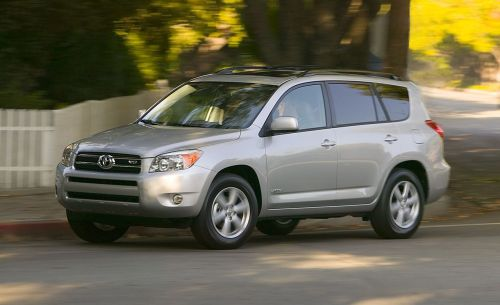 small resolution of toyota rav4 limited 4wd v 6 road test car and driver diagram of 2006 rav 4 cylinder engine