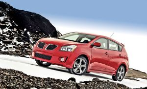 2009 Pontiac Vibe GT | Short Take Road Test | Reviews