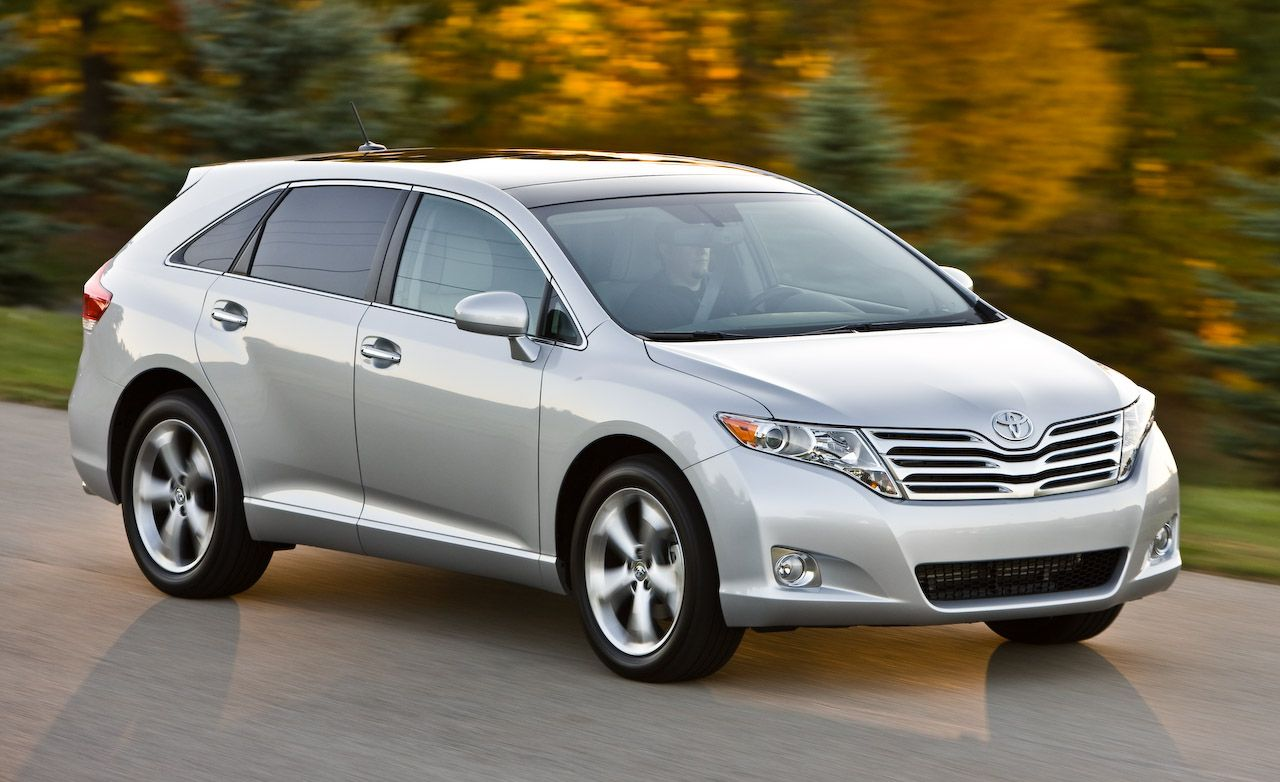 hight resolution of 2009 toyota venza rh caranddriver com toyota venza engine diagram toyota t100 parts diagram