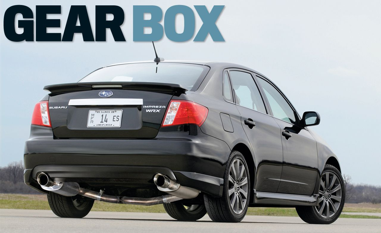 hight resolution of five steps to making more power in your subaru wrx 8211 feature 8211 car and driver