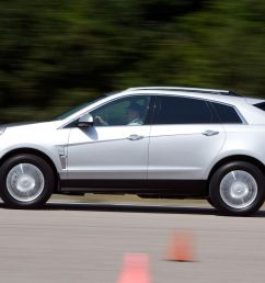 2010 cadillac srx 2 8t test review car and driver [ 1280 x 782 Pixel ]