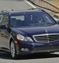 mercedes benz e class review 2011 mercedes e350 wagon test car and driver [ 1280 x 782 Pixel ]