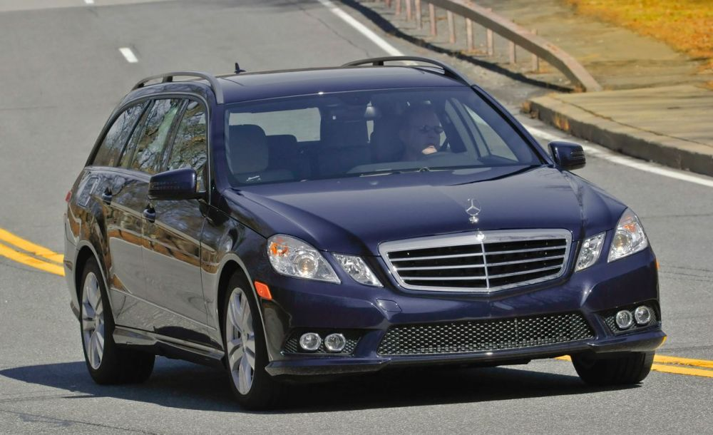 medium resolution of mercedes benz e class review 2011 mercedes e350 wagon test car and driver