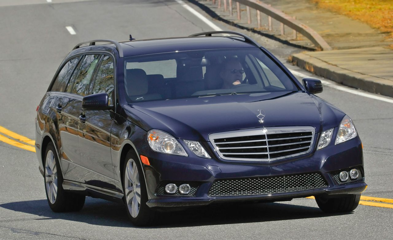 hight resolution of mercedes benz e class review 2011 mercedes e350 wagon test car and driver