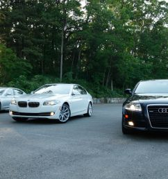 2014 cadillac cts 3 6 vs audi a6 bmw 535i mercedes e350 comparison test review car and driver [ 1280 x 782 Pixel ]