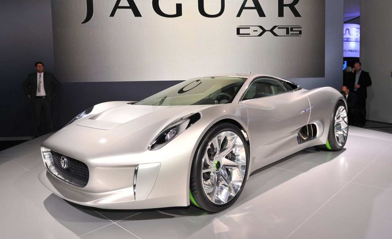 hight resolution of jaguar cx 7 engine