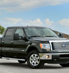 ford f series review 2011 ford f 150 ecoboost drive ndash car and driver [ 1280 x 782 Pixel ]