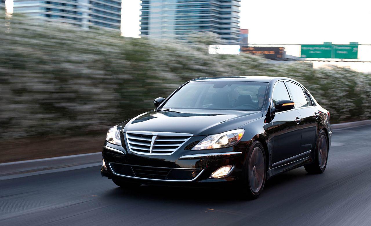 2012 Hyundai Genesis R Spec 50 First Drive Review
