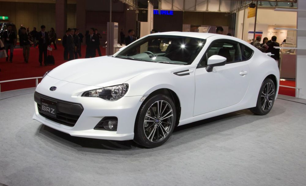 medium resolution of 2013 subaru brz debuts at tokyo auto show ndash news ndash
