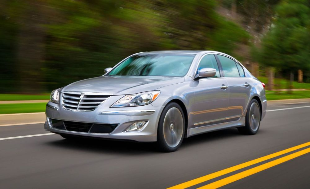 medium resolution of hyundai genesis r spec 5 0 sedan test ndash review ndash car and driver