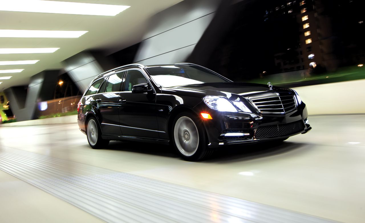 hight resolution of 2012 mercedes benz e350 4matic wagon instrumented test review car and driver