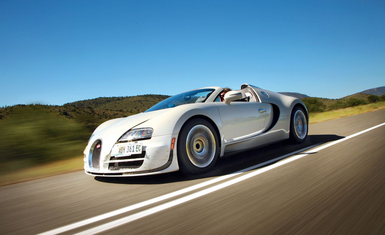 medium resolution of 2013 bugatti veyron 16 4 grand sport vitesse first drive review rh caranddriver com bugatti veyron w16 engine ferrari engine diagram