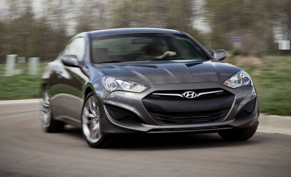 medium resolution of 2010 hyundai genesis coupe 2 0t turbo instrumented test car and driver