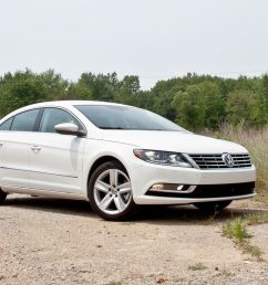 2013 volkswagen cc 2 0t manual and dsg automatic test review car and driver [ 1280 x 782 Pixel ]