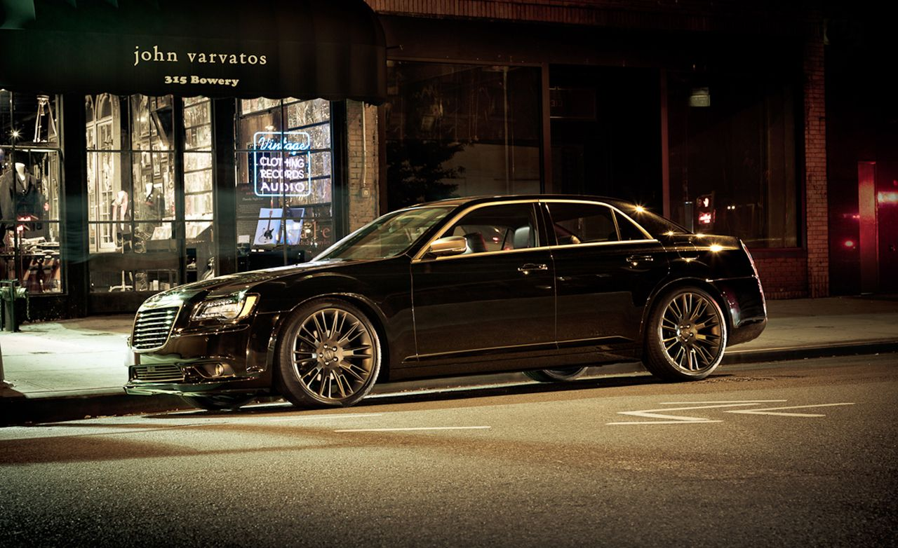 hight resolution of 2013 chrysler 300c john varvatos limited edition luxury edition photos and info 8211 news 8211 car and driver