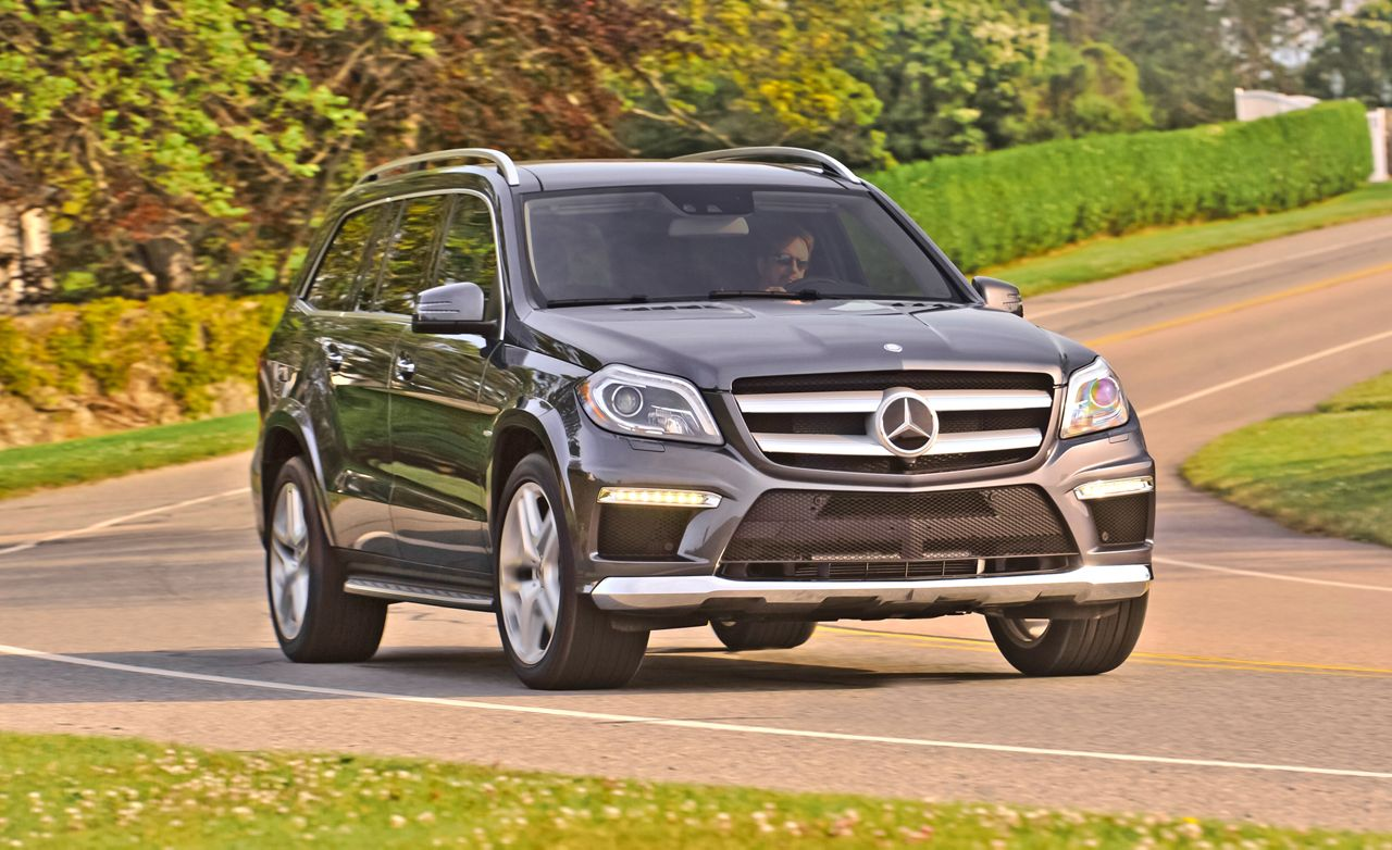 small resolution of 2013 mercedes benz gl550 4matic test review car and driver parts of a fuse diagram 2013