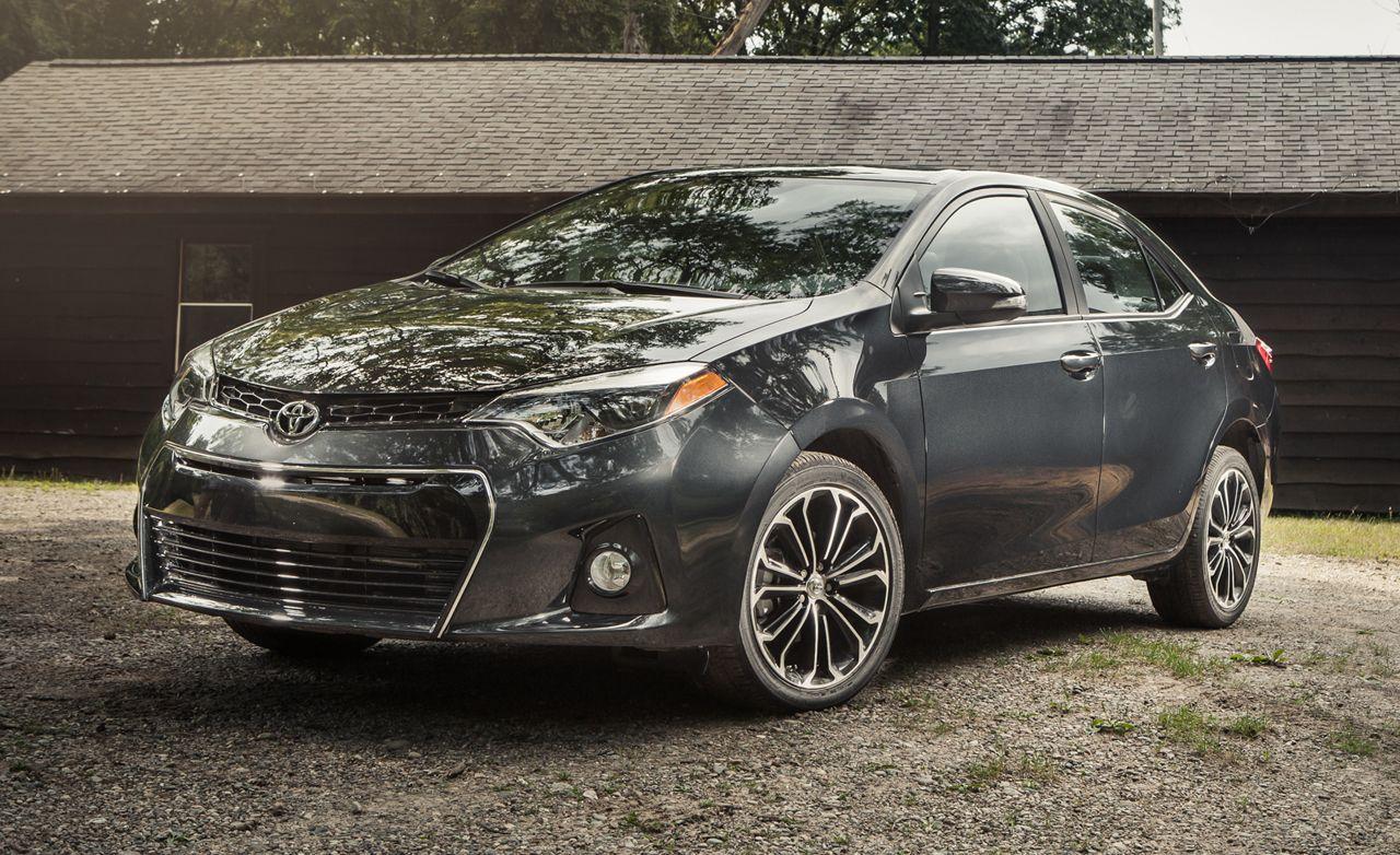 new corolla altis vs elantra grand avanza e std 2014 toyota s automatic test | review car and driver