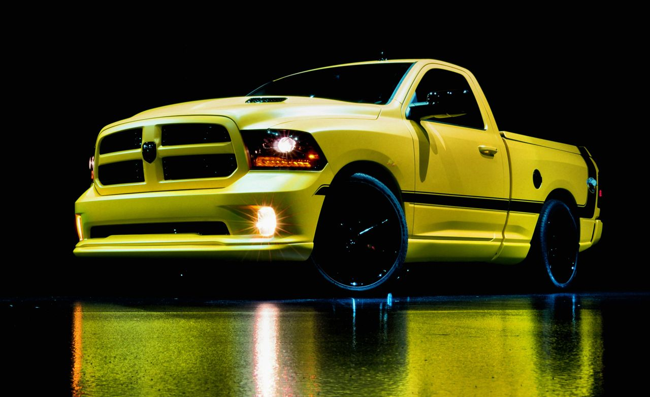 hight resolution of ram 1500 rumble bee concept photos and info 8211 news 8211 car and driver
