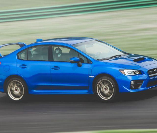 2019 Subaru Wrx Sti Reviews Subaru Wrx Sti Price Photos And Specs Car And Driver