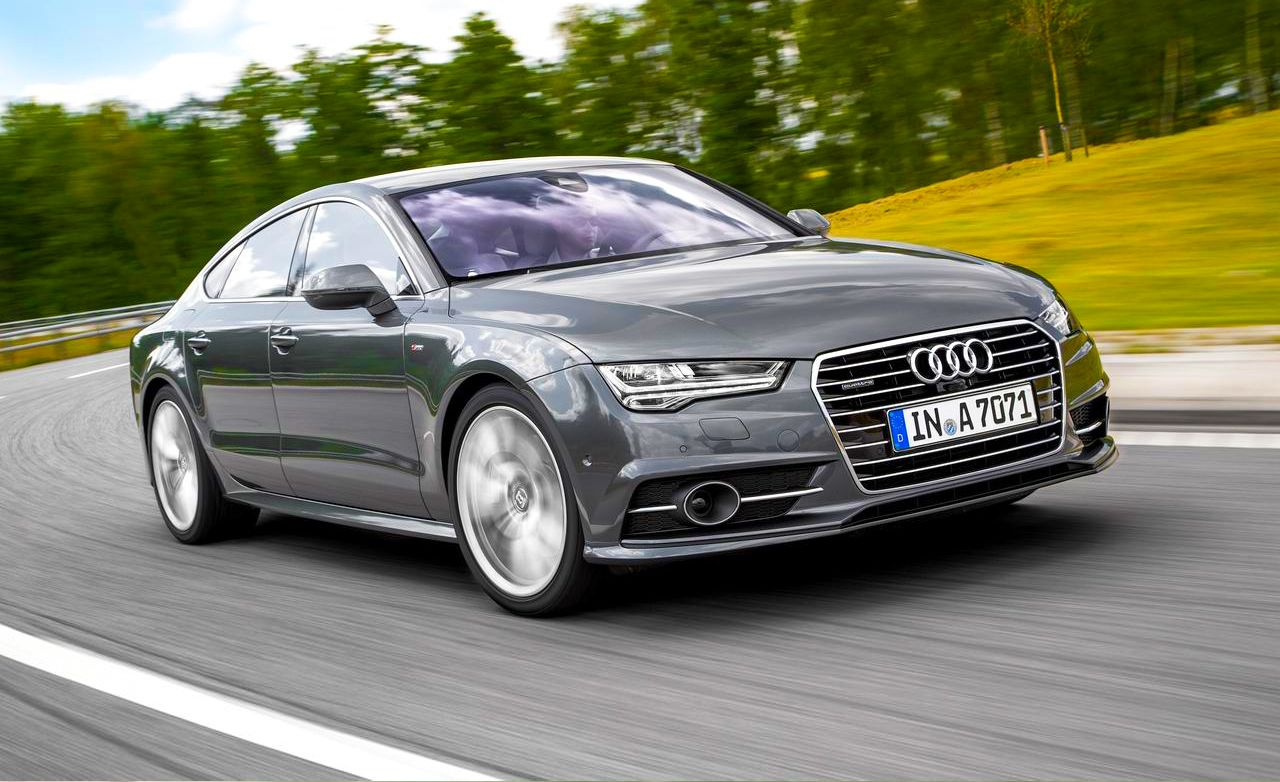 2016 Audi A7 Sportback First Drive – Review – Car and Driver