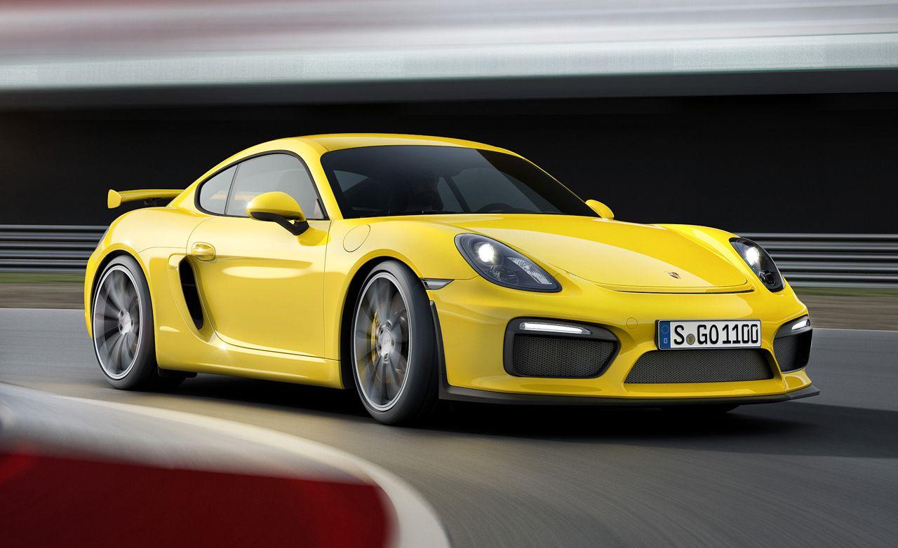 2016 Porsche Cayman Gt4 25 Cars Worth Waiting For