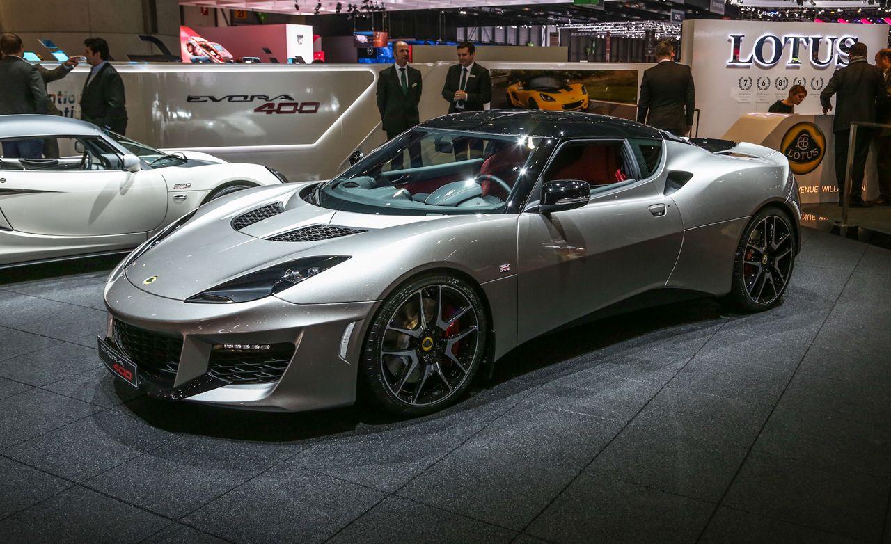 2016 Lotus Evora 400 Photos And Info News Car And Driver