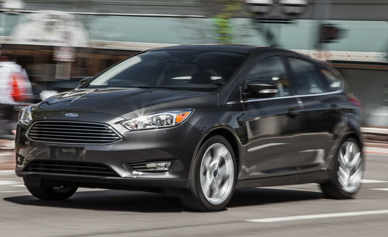 hight resolution of ford focus reviews ford focus price photos and specs car and driver