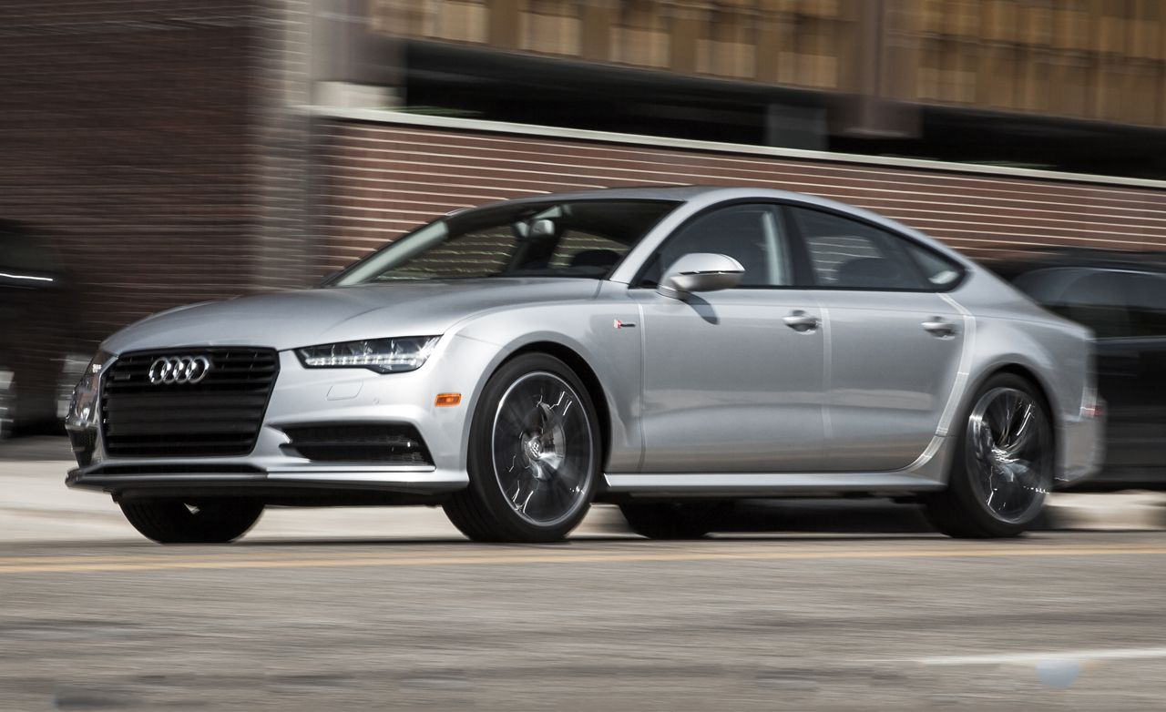 2016 Audi A7 3.0T Quattro Test | Review | Car and Driver