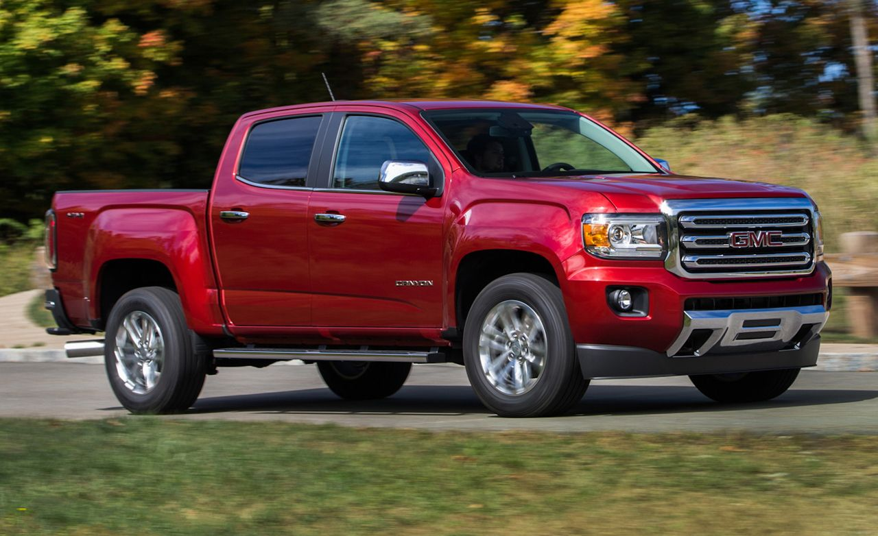 hight resolution of gmc canyon reviews gmc canyon price photos and specs car and driver