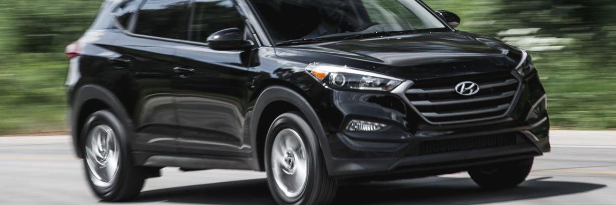 2016 Hyundai Tucson Se 2 0l Fwd First Drive Review Car