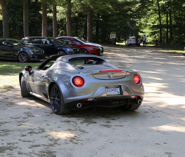 I Dont Care What Anyone Says I Love The Alfa Romeo C Column Car And Driver