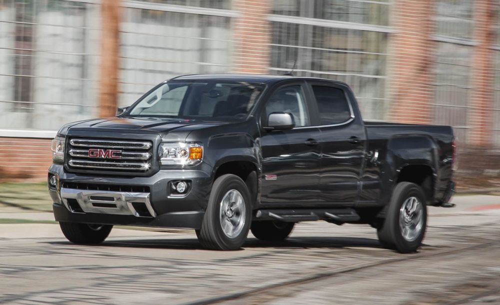 medium resolution of gmc canyon reviews gmc canyon price photos and specs car and driver