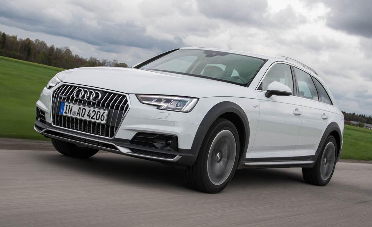 hight resolution of 2017 audi a4 allroad quattro review car and driver